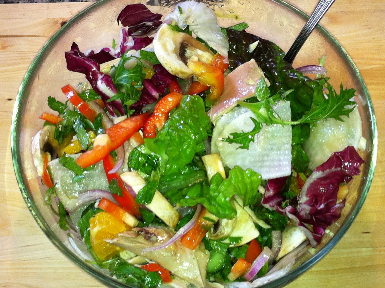 Citrus Mint Salad Recipes — Dishmaps
